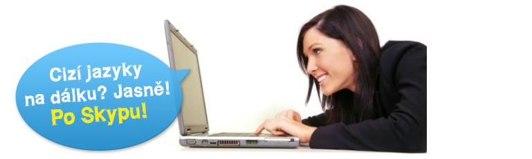 Skype výuka jazyků