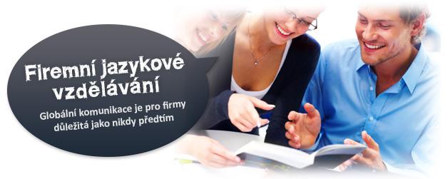Jazykové kurzy pro firmy